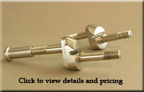 bicycle brake drop bolt pair